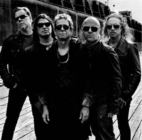 Lou Reed a Metallica vydají společné album koncem října
