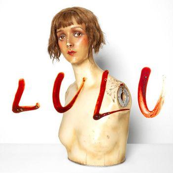 Metallica a Lou Reed zveřejnili obal desky, název Lulu je napsán krví