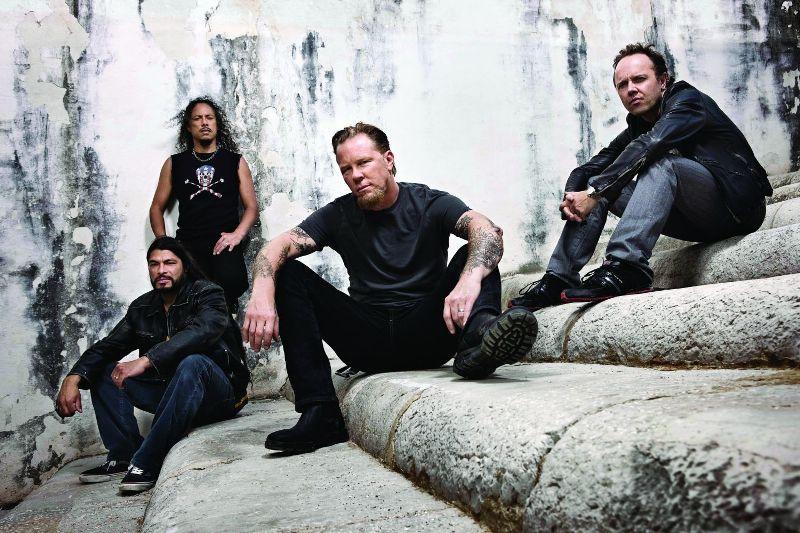 Metallica se vrací do Prahy, představí