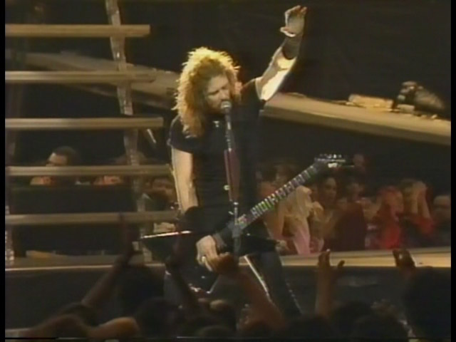 Metallica: Jaký byl její první koncert v Česku roku 1993?