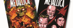 Metallica se dočkala vlastního komiksu