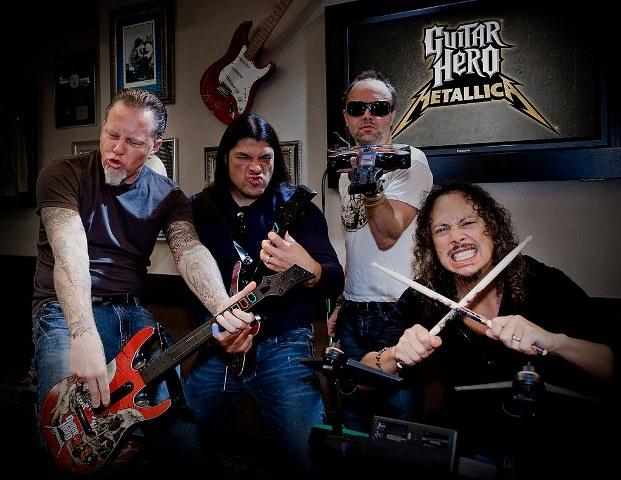 Metallica vydává EP s raritními skladbami
