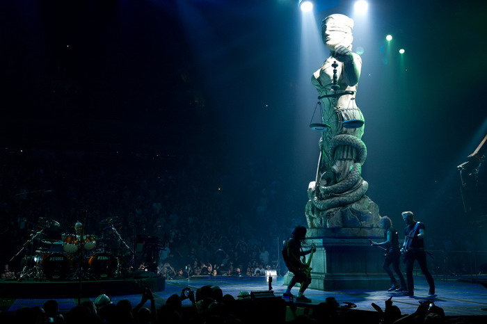 LIVE: Metallica ve filmu - Master of Puppets ožil ve 3D