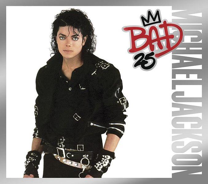Album Bad Michaela Jacksona oslaví 25 let speciální edicí