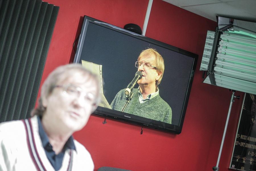 Miro Žbirka interview: Vstoupit do Abbey Road je privilegium