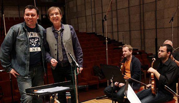 Meky Žbirka nahrával se symfonickým orchestrem, album vyjde v říjnu