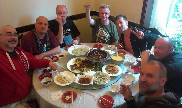 Mňága a Žďorp interview: Pohlednice z Číny za dva tisíce