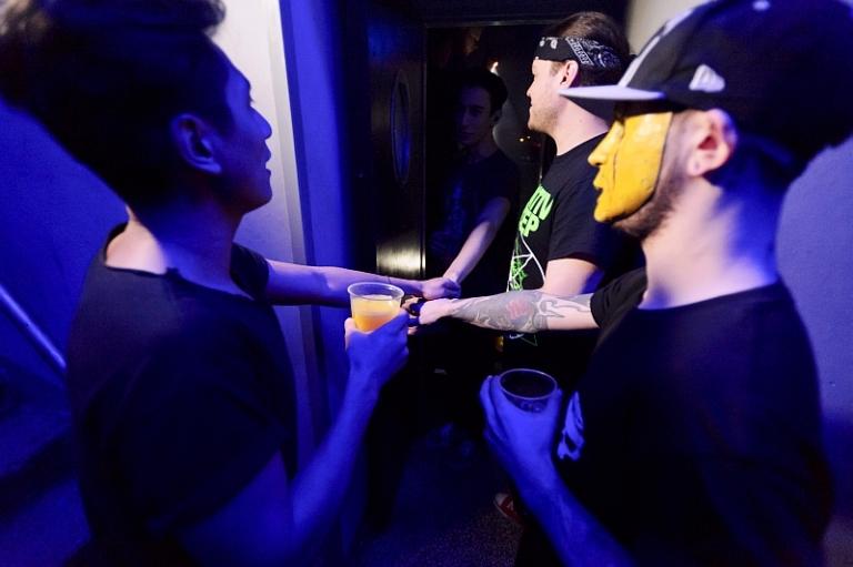 LIVE: Modestep v Roxy rozpoutali taneční bouři