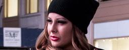 VIDEO: Monika Bagárová prchá před zákonem ulicemi New Yorku