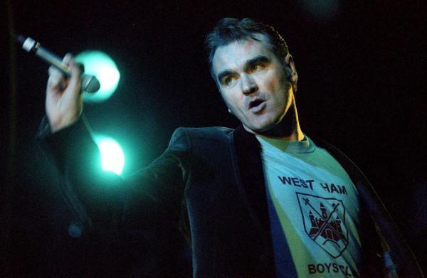 Morrissey představil tři nové skladby, poslechněte si je