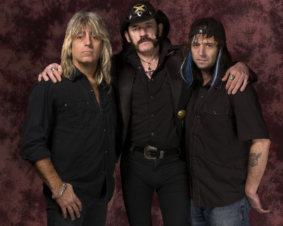 VIDEO: Motörhead zahřmí na novém albu. A v únoru se Saxon a Girlschool v Praze