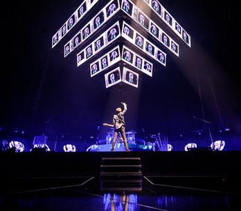 LIVE: Barevné šílenství s M-m-m Muse Muse Muse