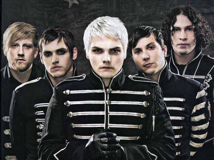 My Chemical Romance po dvanácti letech ukončili kariéru