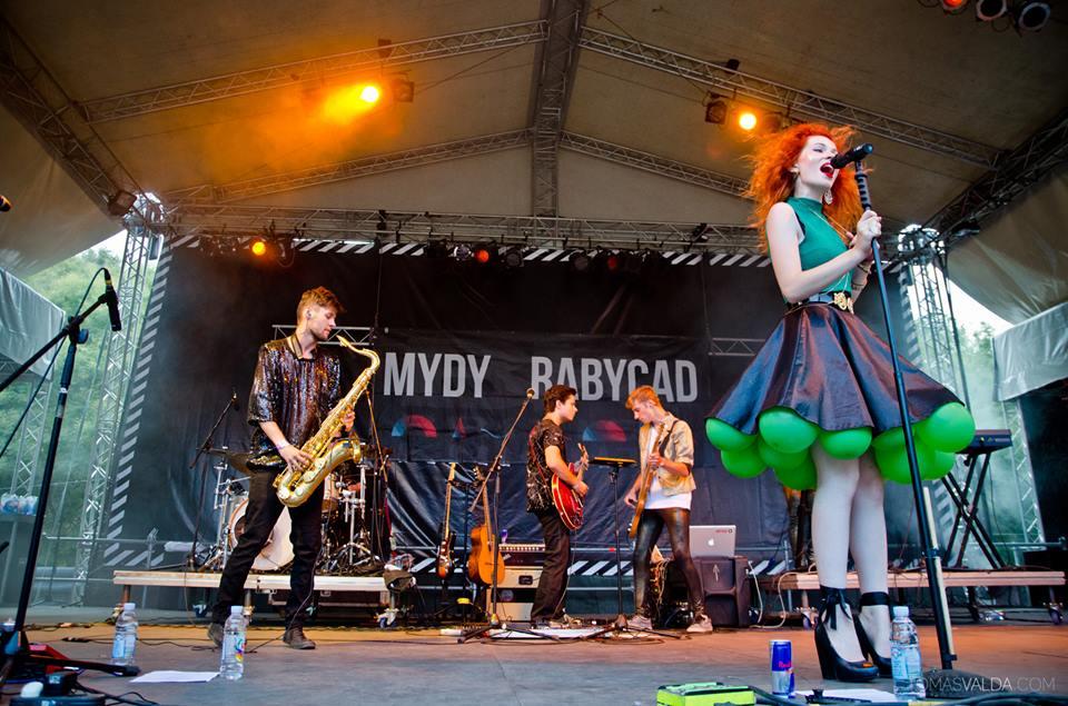 BLOG: Mydy Rabycad o Szigetu aneb Česká kapela na světovém festivalu