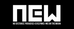 AUDIO: No Distance Paradise + Evelynne + We on the Moon = New