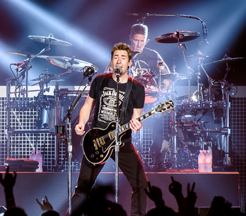 nickelback prague 03 TOP