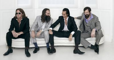 Nick Cave a Grinderman se loučí stylově: albem remixů