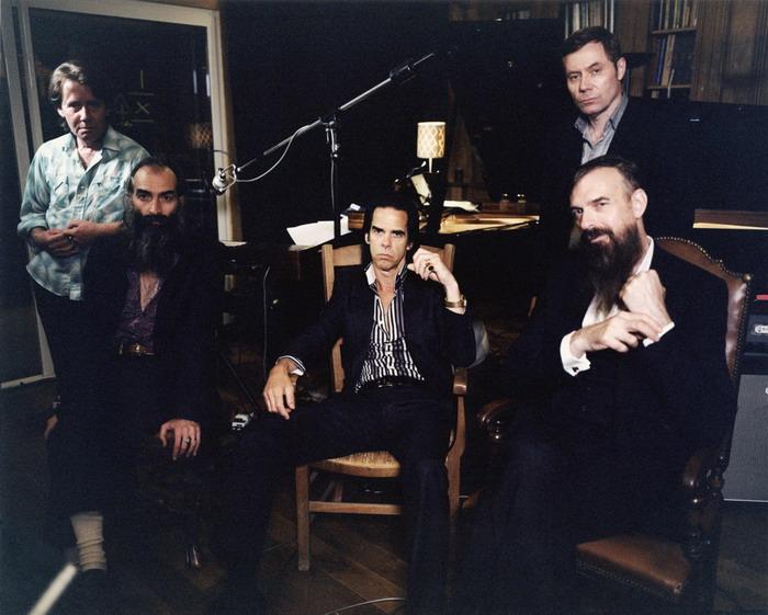 Nick Cave: Postavami mých písní jsem já. Jen v jiném oblečení