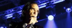 LIVE: Nick Cave na Pohodě nepřímo vybízel k sebevraždě