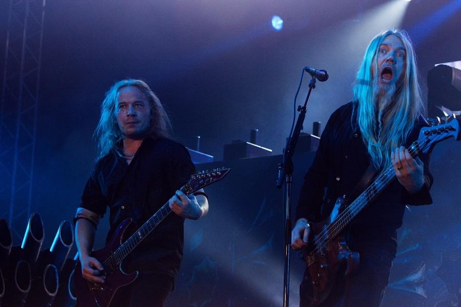 LIVE: Ohnivá show v podání Nightwish otřásala Prahou