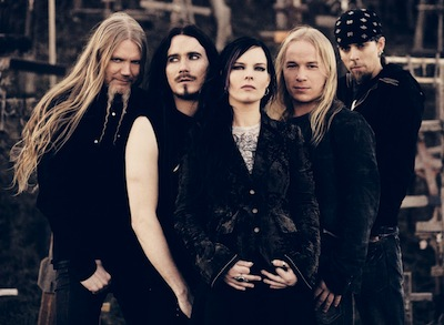 Nightwish přivezou do Prahy novinku Imaginaerum