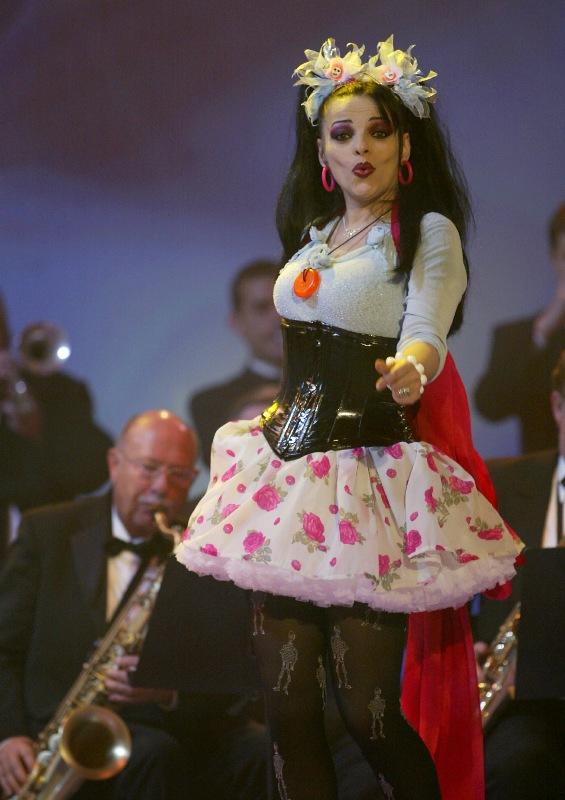 Nina Hagen aneb máma němectví, sexu a punku