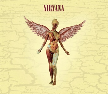 Nirvana InUtero COVER TOP