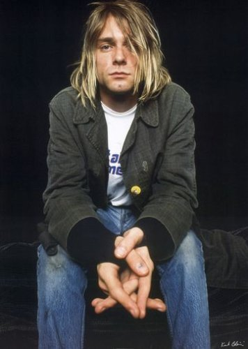 Kurt Cobain by slavil 50 let.