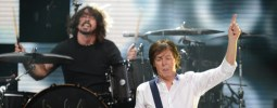 Nirvana po 18 letech na pódiu: Cobaina nahradil Paul McCartney