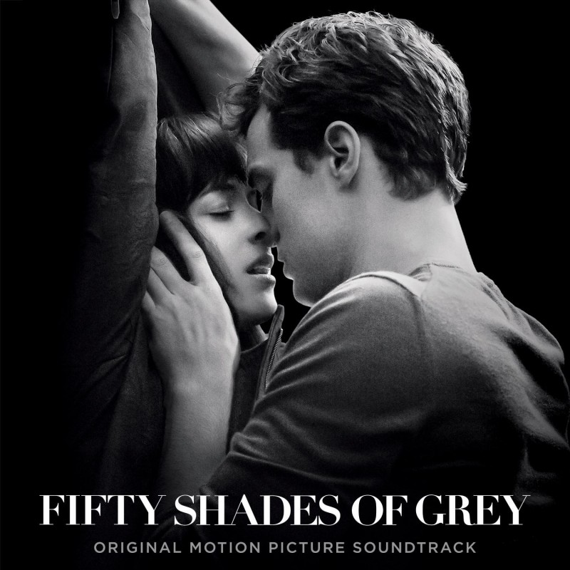 OST Soundtrack  Fifty Shades of Grey Padesát odstínů šedi