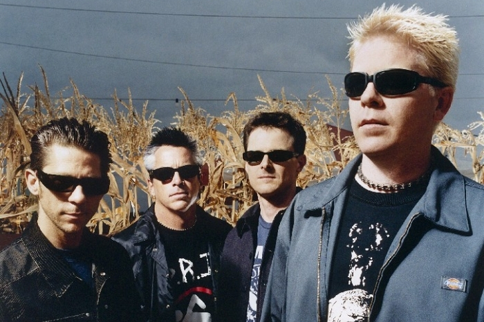 VIDEO: Sejmi klauna s The Offspring