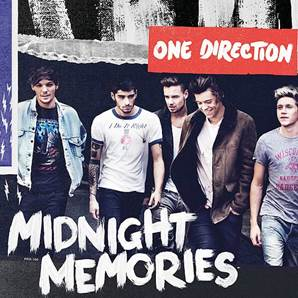 onedirection midnightmemories COV