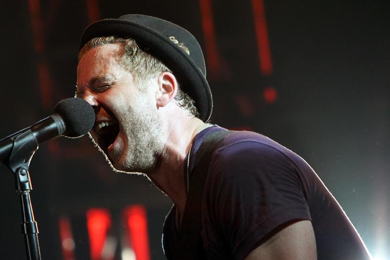 OneRepublic předvedli v SaSaZu kvalitní rockovou show