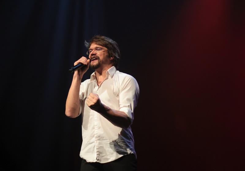 LIVE: Ježíš Dan Bárta spasil Otu Balage