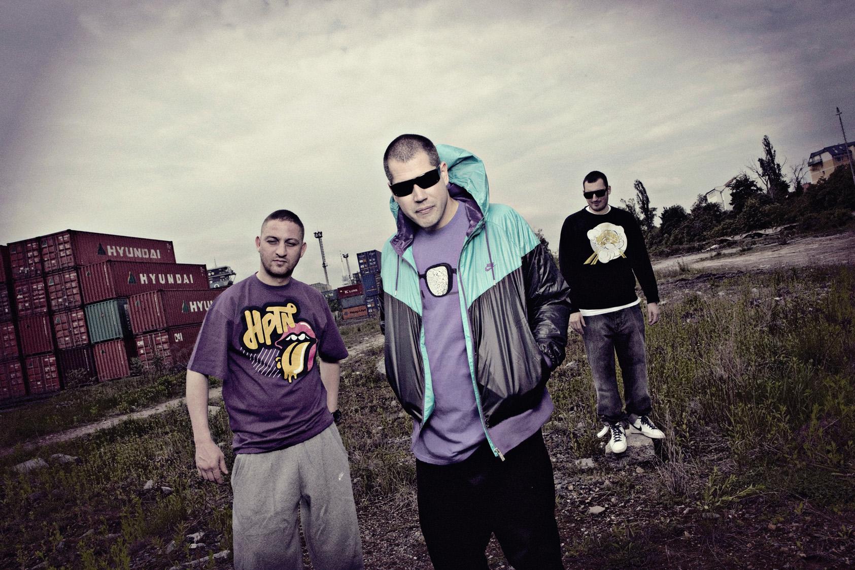 V pátek PSH obsadí klub Radost FX a udělají hiphopový bordel
