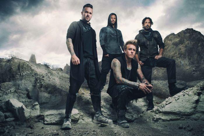Five Finger Death Punch a Papa Roach spojí síly, zamíří k nám v listopadu