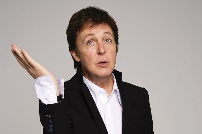 AUDIO: Paul McCartney a Eric Clapton slaví místo Silvestra Valentýna
