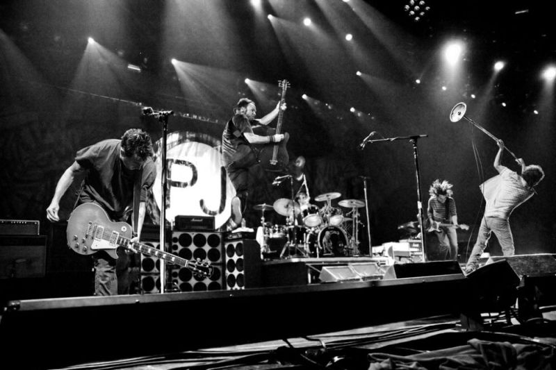 Pearl Jam se vrací do Čech, zahrají tu po šesti letech