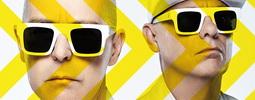 Výbušní a roztancovaní Pet Shop Boys přivezou své poslední album i do Prahy