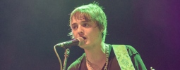 LIVE: Pete Doherty v Praze křičel Bratislava, Bratislava