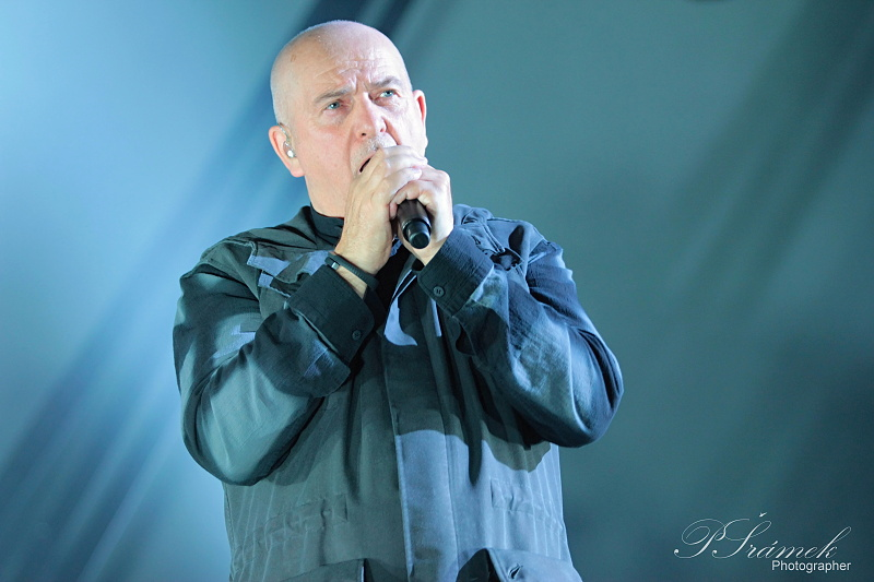 LIVE: Peter Gabriel v Ostravě aneb najdi pět rozdílů