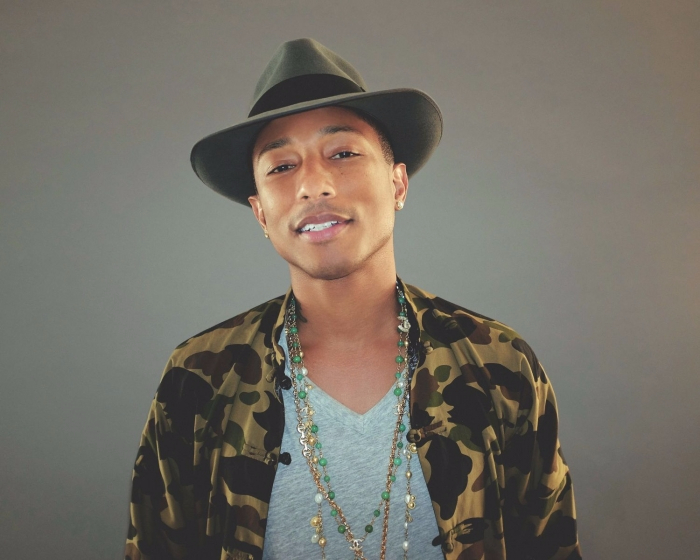 AUDIO: Pharrell Williams útočí na žebříčky se singlem Freedom