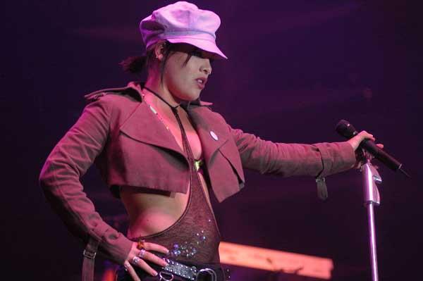LIVE: Jaký byl první koncert Pink v Praze?