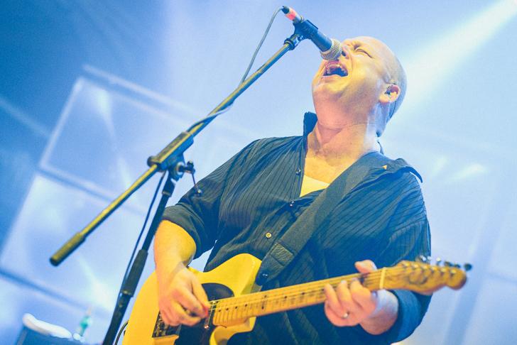 LIVE: Praha + Pixies = VSL