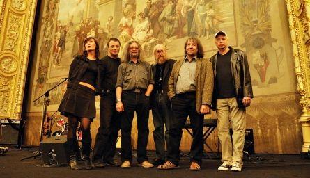 The Plastic People of the Universe zavzpomínají na turné na Mejlu