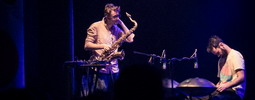 LIVE: Souboj Hidden Orchestra s Portico Quartet skončil remízou