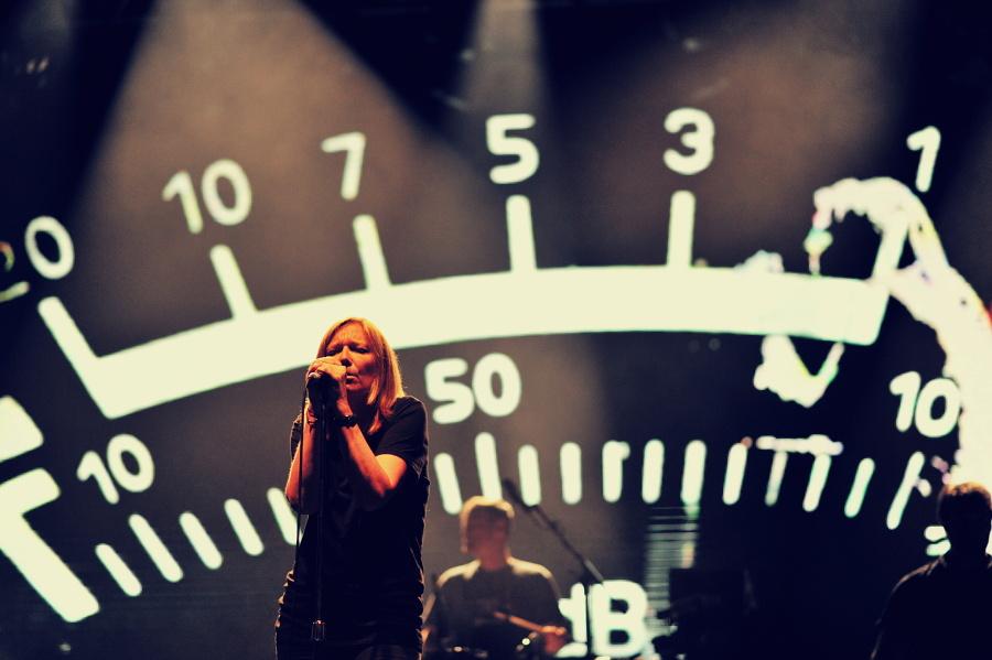LIVE: Premiéra Portishead beze slov objala Prahu