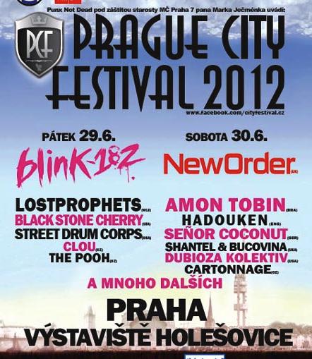 ROCKBLOG: Prague City Šlendrián aneb prokletí Blink-182