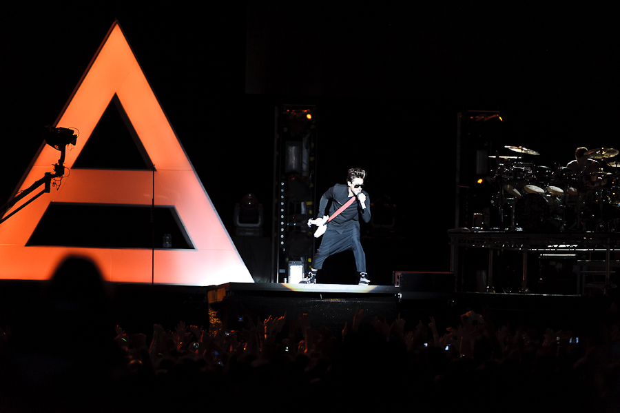 LIVE: 30 Seconds To Mars zklamali, The Hives se stali hvězdami Prague City Festivalu