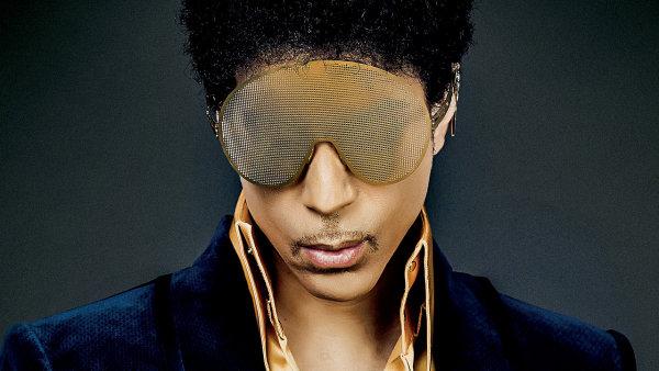 AUDIO: Prince nahrál píseň k seriálu a založil si instagram